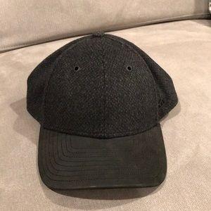 Melin Solid Black Hat